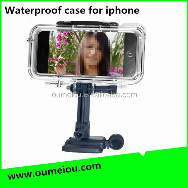 waterproof case ,use i phone as action camera for iphone 5s