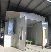 used spray paint booth/room/ equipment/cabin/camera HX-900L