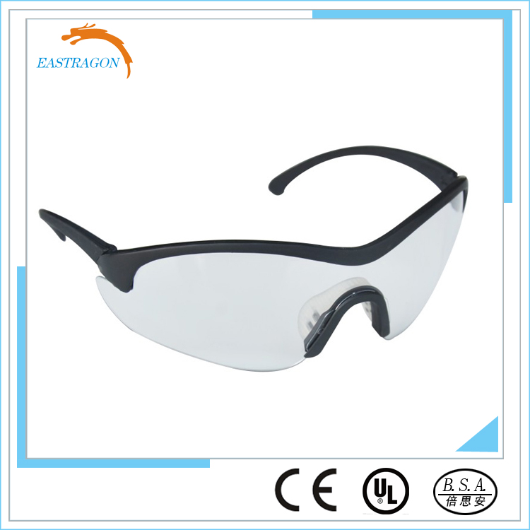 Hot Selling Funny Round Lens Safety Goggles in China