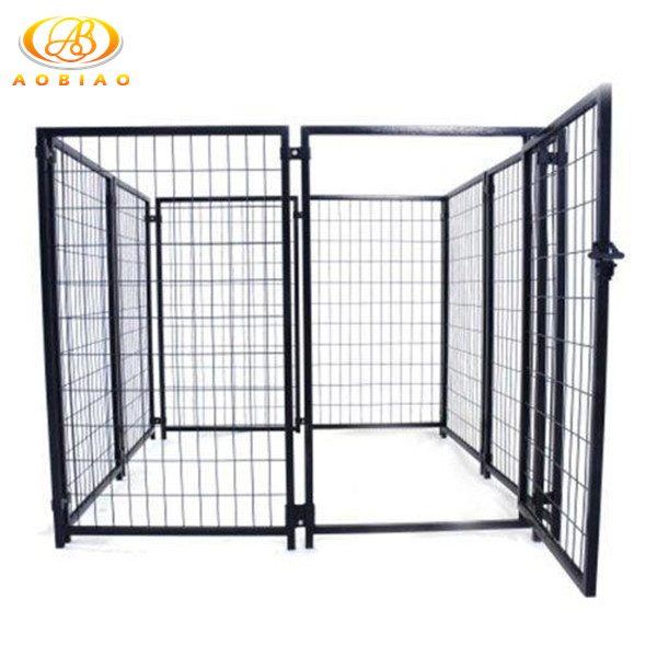 Best sale galvanized four paws dog crate