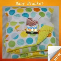SYBB-031 Printed coral fleece baby blanket baby quilt blanket soft baby blanket