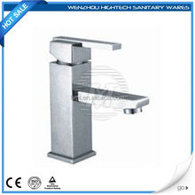 Electronic Infrared Automatic Bathroom Basin Faucet Mixer