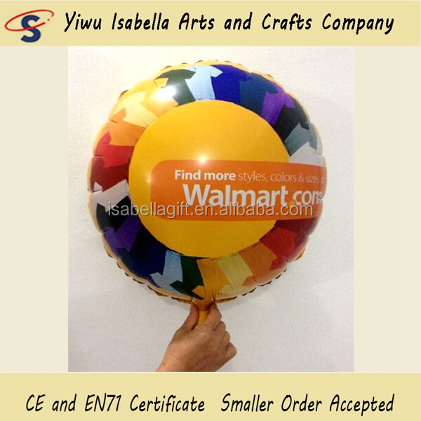Wholesale Helium Foil Promotional Custom Shpae Advertising Use Inflatable Costume Balloon