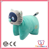 SEDEX Factory new style product plush custom animal pillow