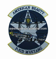 AMERICAN BEAUTY P-51D MUSTANG PATCH