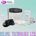 PSTN 315MHz/433MHz wireless burglar alarm system with 8 wired and 32 wrieless zones