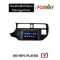 Pure Android 4.4.4 Great Automotive GPS Navigation System Car audio & video Player