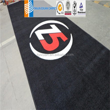 supply customized logo bar mats