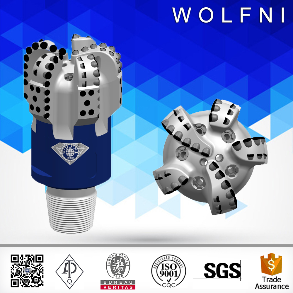 Wolfni PDC drill bit nozzle gauge