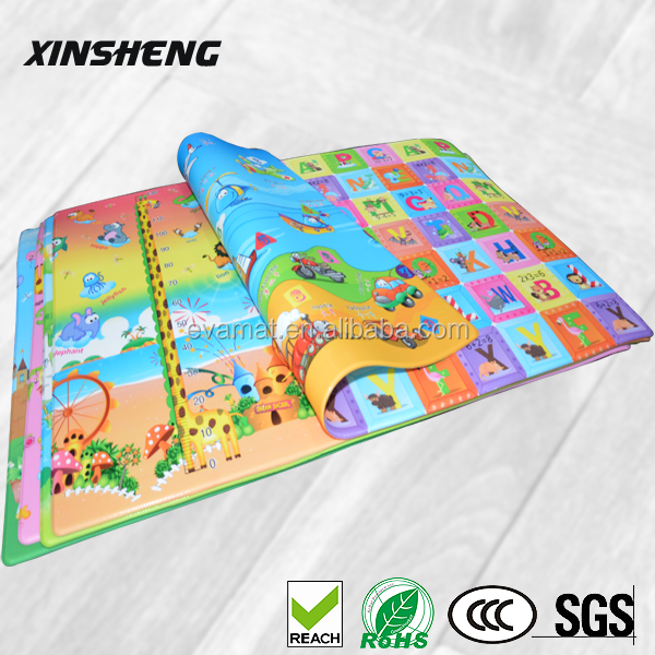Eco friendly waterproof folding outdoor cheap wholesale plastic picnic mat
