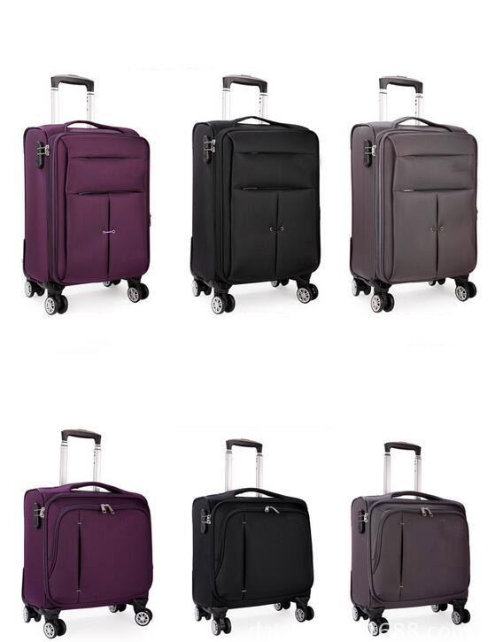 New Arrival Air Express Durable Nylon Polo Club Suitcase