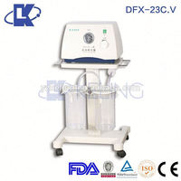 horizontal double suction booster pump clinic portable suction pump units iso certification
