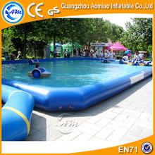 Aufblasbare Wasser Zu Fuß Ball Pool Luft Schwebende Hamster Zorb Ball Pool  Für Wasserspiele