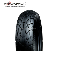 Roadzeal / NJK Good Quality Factory Cheap nylon Motorcycle Scooter Tyre 120/70-12