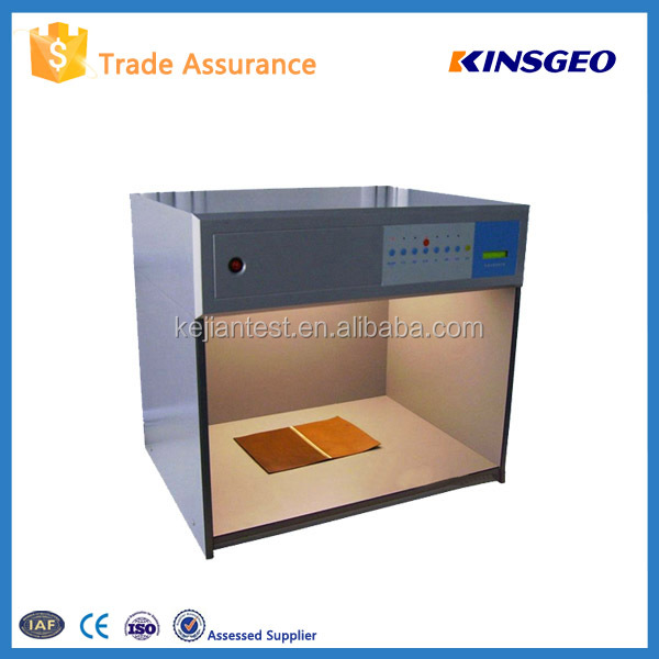 Color Cabinets China Manufacturer KJ-6501 Color Matching Machine