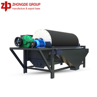 magnetic separator iron sand,mineral iron sand magnetic separator