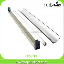 Honest Manufacturer Shenzhen SLT 2ft 4ft T5 HO Fluorescent Grow Light Fixture
