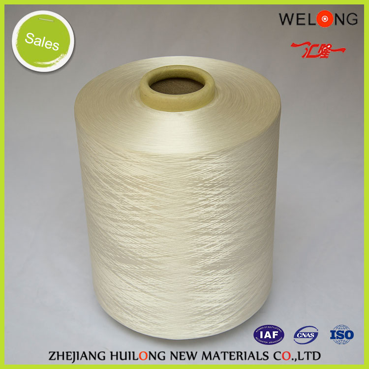 dope dyed 100% 150d/48f polyester dty yarn for overlock thread