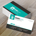 Free design of copper foil coated business card printing