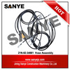 Excavator Travel System And Related Parts 21N-62-34681 Hose Assembly PC1250-8 PC1250-7