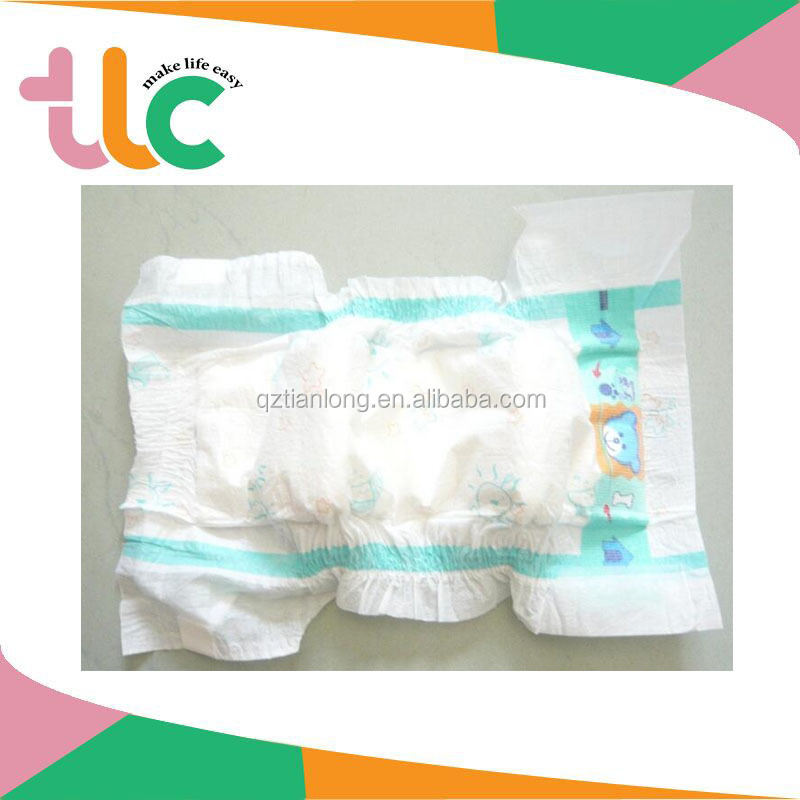 Hot sale economic baby diapers factory in quanzhou