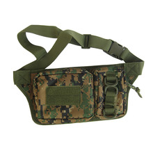 Mens Large 600D Oxford Sport Running Belt Chest Pack Waist Bag for Sale