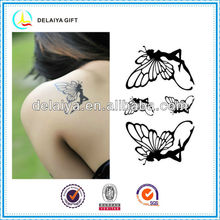 Fashion and beautiful sexy body temporary tattoo sticker for girls