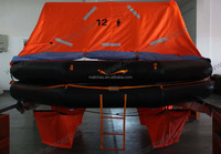 SOLAS B Pack Life Raft with EC Certificate