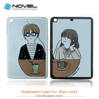 New hot 2D TPU sublimation Cover For Ipad MINI 4