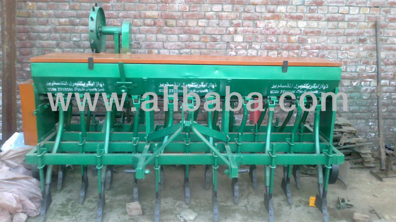 Nawaz Seeder and Fertilizer (Nawaz Agricultural Implements)