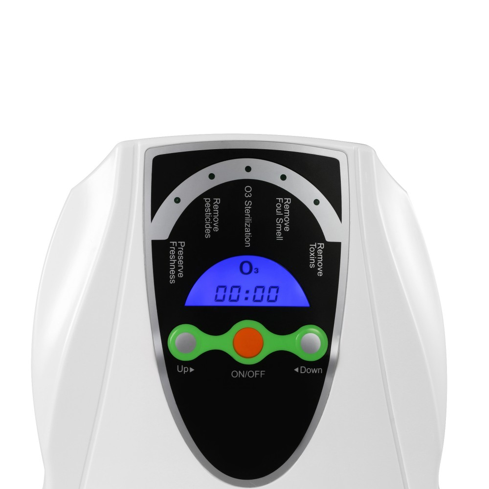 Home Using 500mg/h <strong>O3</strong> Ozone Machine with LCD Display