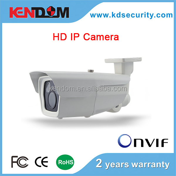Kendom IR Night Vision long distance ip/network camera &p2p surveillance camera viewerframe mode refresh network camera