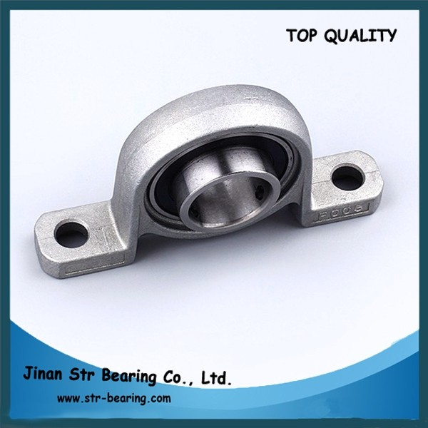 Zinc Alloy Housing Bearing Pillow Block Bearing Unit KP006