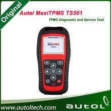 2015 New Arrival Original AUTEL MaxiTPMS TS501 With OBD2 Adapters TPMS Diagnostic & Service Tool Prints TPMS sensor data via PC