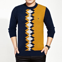 GZY New arrvial high quality wholesale men 100% angora sweater
