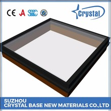 Professional Service Double Glazing Tempered Auto Glass