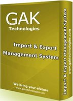 Import Export Management System: