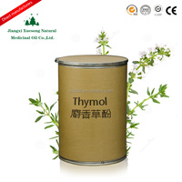 High quality thymol used for skin medicines