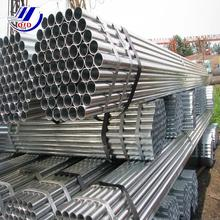 pressure rating schedule 80 steel 40mm gi hot dipped galvanized pipe
