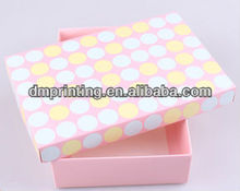 Hot Sale Colorful Waxed Cardboard Boxes
