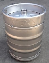 With 20 years experience 1/6 1/4 1/2 barrel empty beer keg