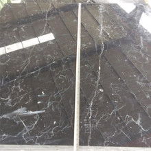 Black Marquina Marble decorative marble pieces