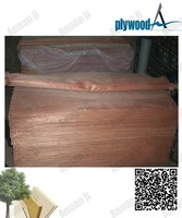 0.3mm natural wood veneer bintangor face veneer