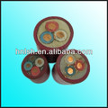 rubber cable, cabtyre cable