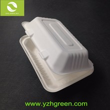 Customize bagasse pulp paper packaging box