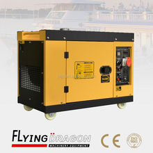 New air cooled 12kw portable diesel generator electric 15kva generator price