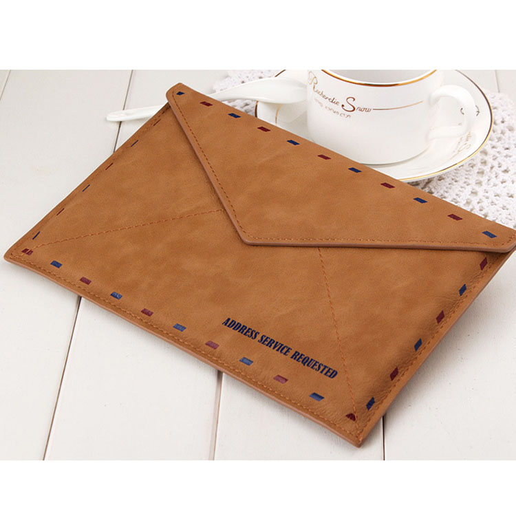 wholesale real leather sleeve tablet case for apple ipad mini 2/3/4 tablet leather sleeve case