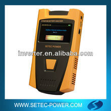 Battery Capacity Analyzers tests Lead Acid Batteries 0-18V