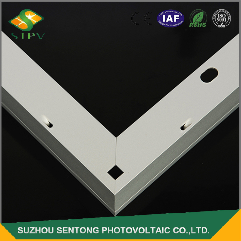 Aluminum Cutting Profile Solar Panel Frame