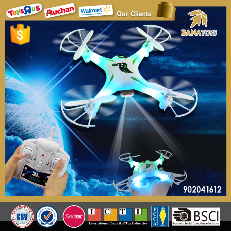 Free Shipping! Professional 2.4G <strong>mini</strong> 4 axis rc drone con camera